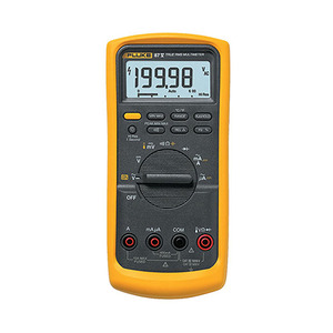 [FLUKE-87-5(FLUKE-87V)] 정확도(0.05%), True-RMS Digital Multimeter, DMM, 디지털멀티미터